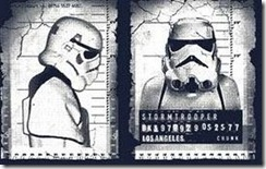 Storm Trooper Mugshot