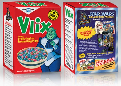 Vlix Cereal