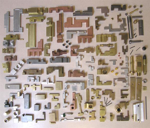 Golden Gun Puzzle