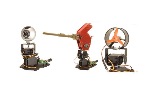 Robotic-Turret