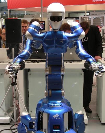Rollin Justin Robot
