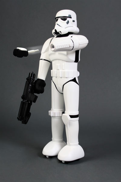 Stormtrooper Super Shogun shoots