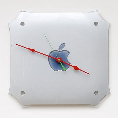 apple g4 clock mod design
