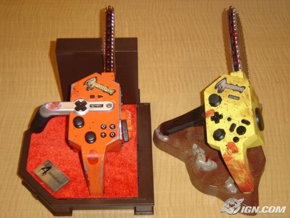 chainsaw controller design image