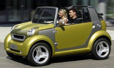 convertible smart car design image 2