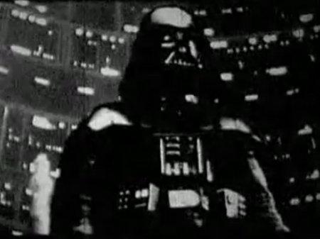 empire strikes back silent film image