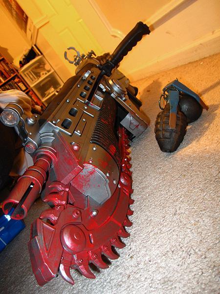 gears of war lancer design image 2