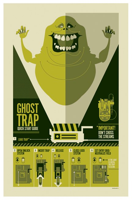 ghostbusters ghost trap quick start guide image