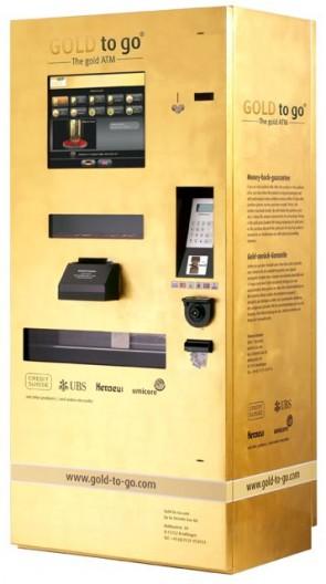 gold vending machine image 1