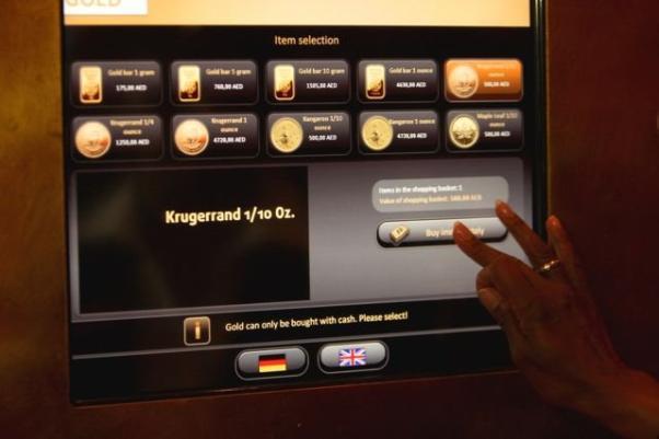 gold vending machine image 2