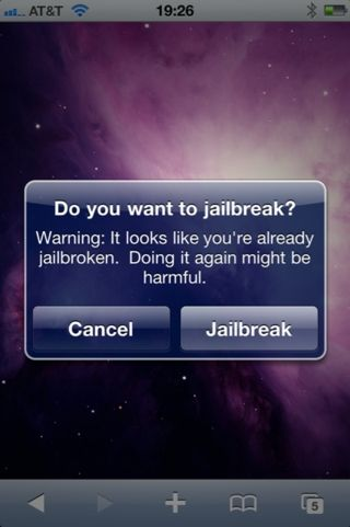 iPhone 4 Jailbreak Me 2