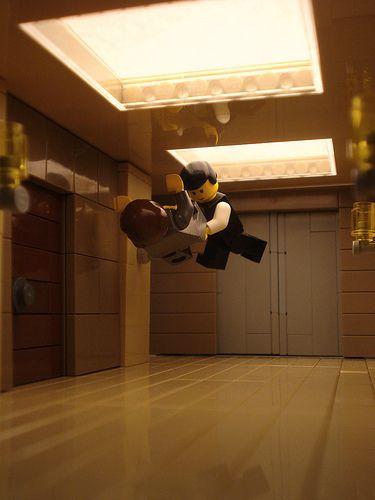 inception movie lego scenes image 2