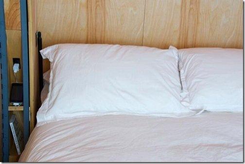 Interior Living Unit Bed Unit