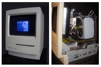 mac classic mini mod design