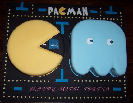 pac man yummy