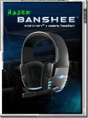 Razer Banshee Headphones