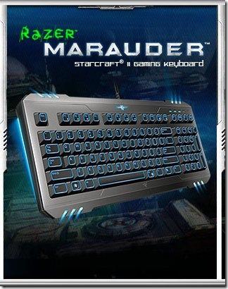 Razer Marauder Keyboard