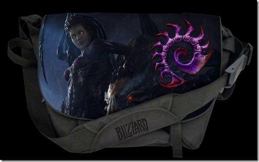 Razer Zerg Messenger Bag