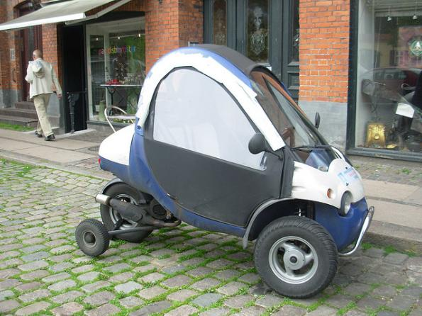 smart car design weird image 1