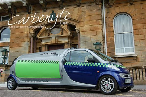 Smart Car Limousine Design Image 1