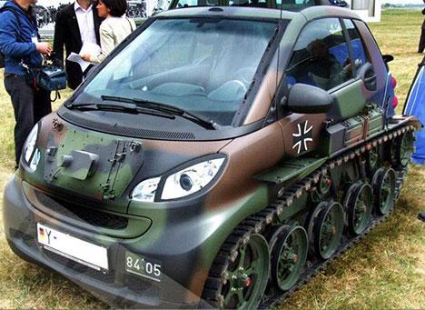 smart car tank design 1