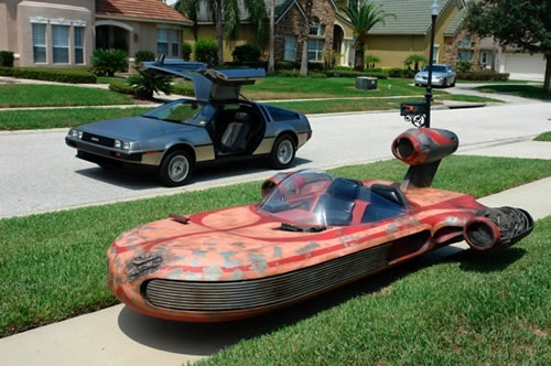 star wars landspeeder mod design 1