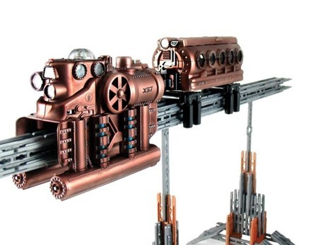 Steam Punk Monorail