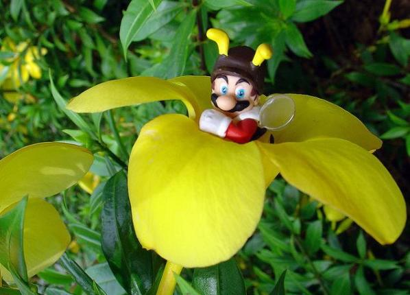 super mario bros bees figures images