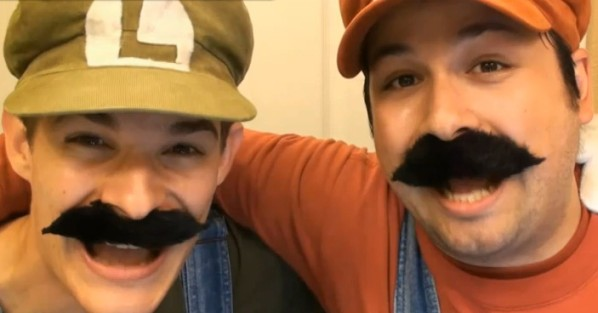 super mario bros chat roulette