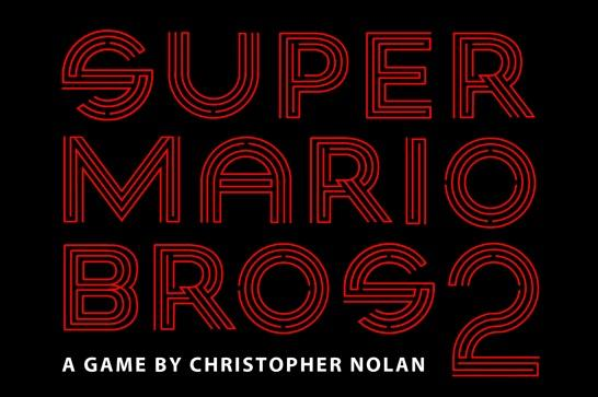 super mario bros inception logo