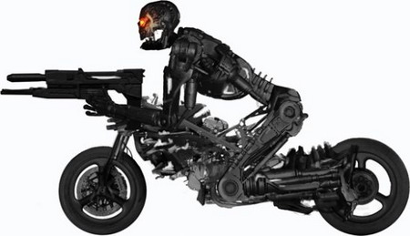 terminator salvation motorcycle mod design