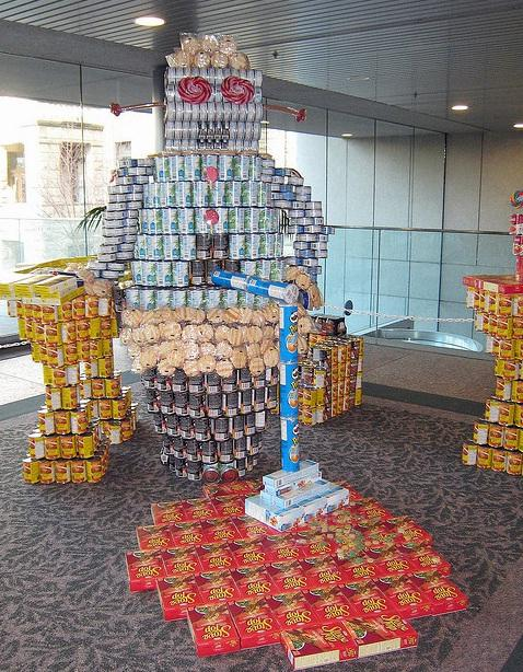 the jetsons rosie canstruction artwork