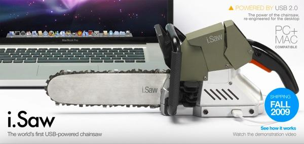 usb chainsaw design isaw image