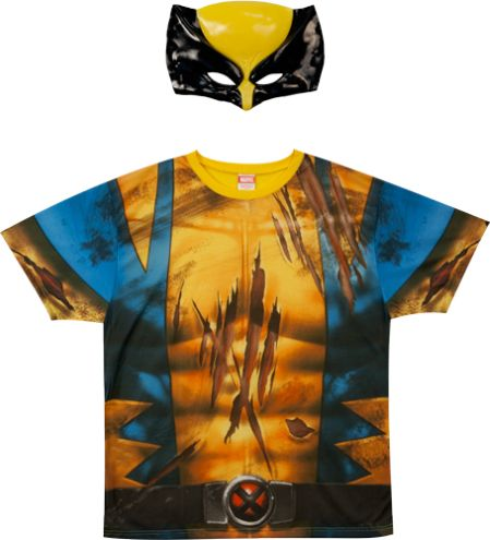 wolverine cool shirt