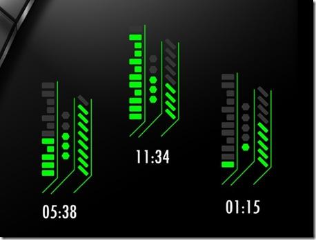 Alien watch time