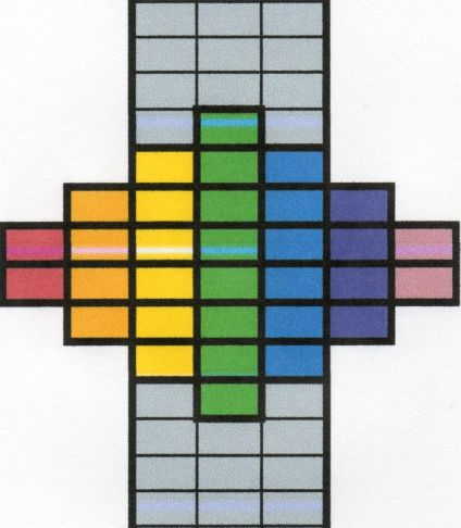 All rectangles colored
