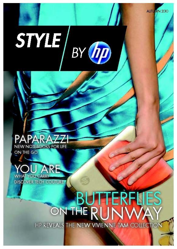 HP Paparazzi style mag 1
