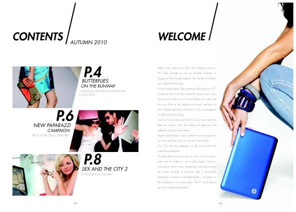 HP Paparazzi style mag 2