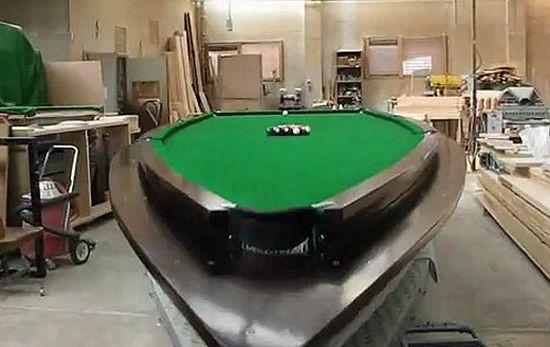 Peter McKee Pool