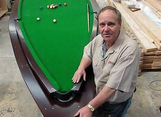 Peter McKee pool table 1