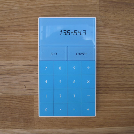 Pocket Calculator 1