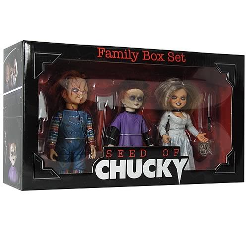 Seed of Chucky Action Figures