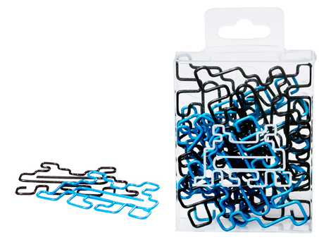 Space Invader paper clips