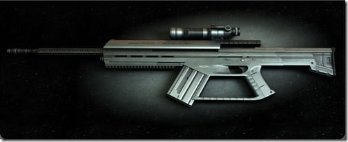 assault rifle two