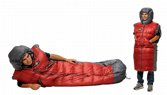 sleeping bag design walkerbag