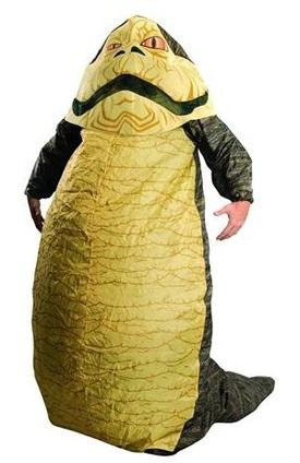 sleeping bag jabba the hut theme