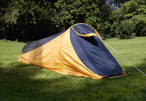 sleeping bag tent hammock design 1