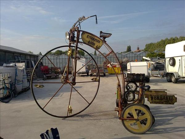 steampunk racer 2