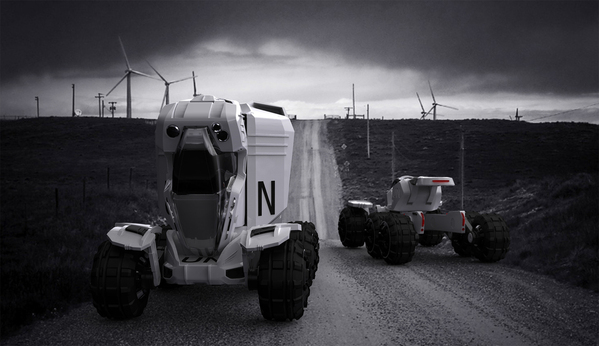 Aid Necessities Transporter  3