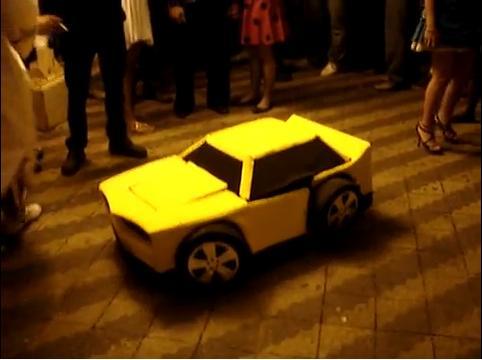 Car transformer